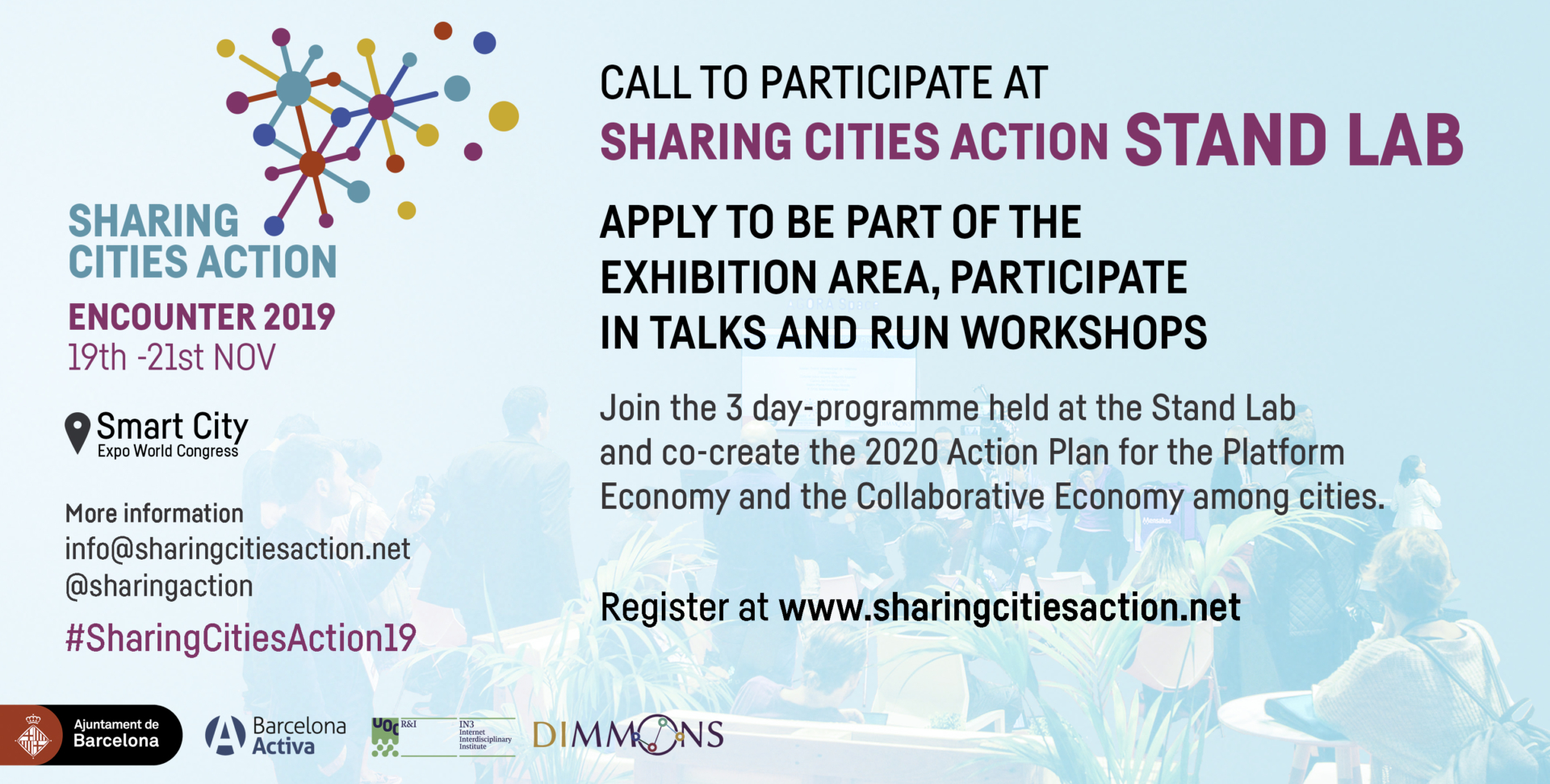 Call Sharing Cities Action