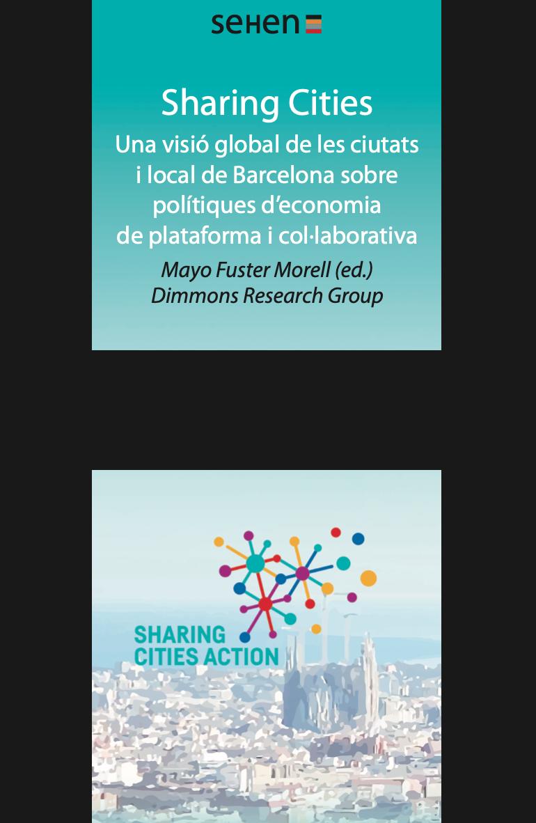 Libro Sharing Cities